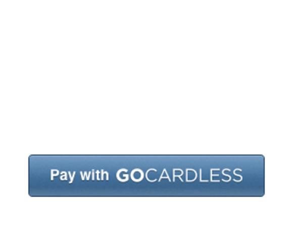 Go Cardless Payment