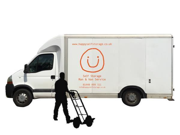 A man and his van